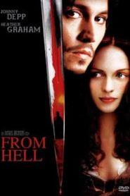 From Hell (2001) ชำแหละพิสดารจากนรกหน้าแรก ดูหนังออนไลน์ หนังผี หนังสยองขวัญ HD ฟรี