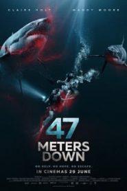 47 Meters Down (2017) 47 ดิ่งลึกเฉียดนรกหน้าแรก ดูหนังออนไลน์ หนังผี หนังสยองขวัญ HD ฟรี