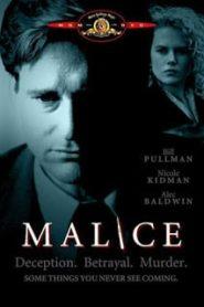 Malice (1993) มาลิส ร้อนผู้หญิง ร้ายผู้ชายหน้าแรก ดูหนังออนไลน์ รักโรแมนติก ดราม่า หนังชีวิต